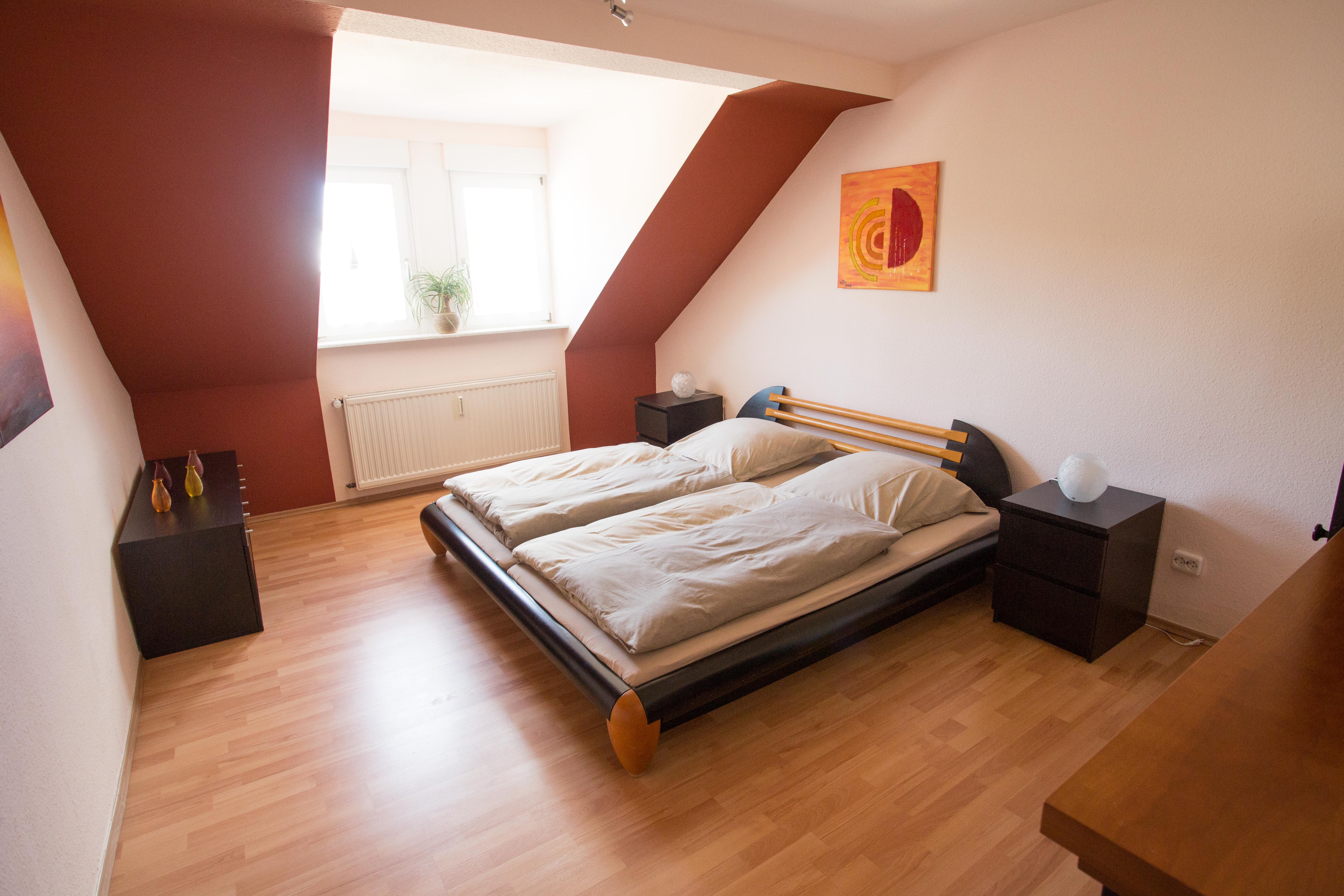 Gaubenschlafzimmer